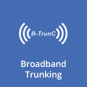 LTE Broadband Trunked Communications